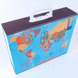 çanta mukavva kutusu