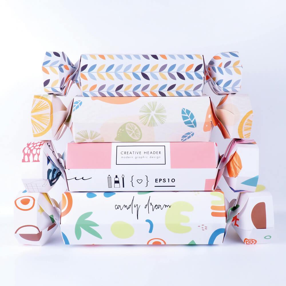 özel tasarım şeker kutusu