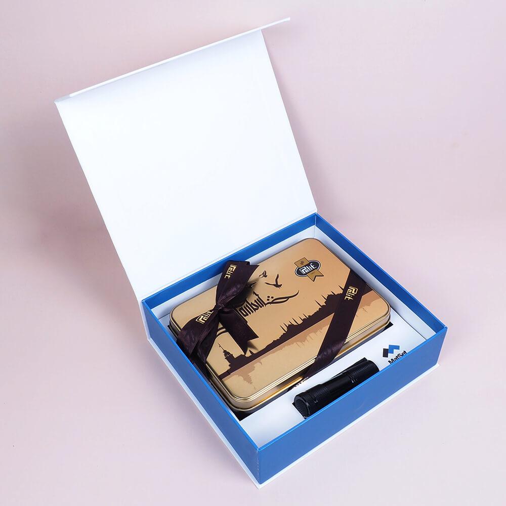 matset marka özel hediye kutusu