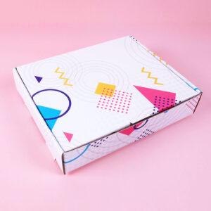 renkli tasarım mikro kutu