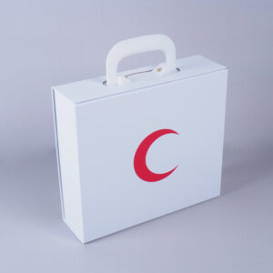 taşınabilir ilkyardım kutu tasarımı