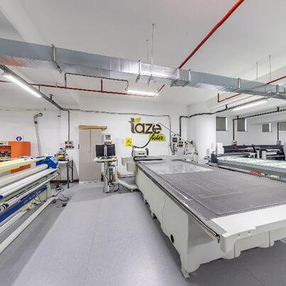 tazeprint center production