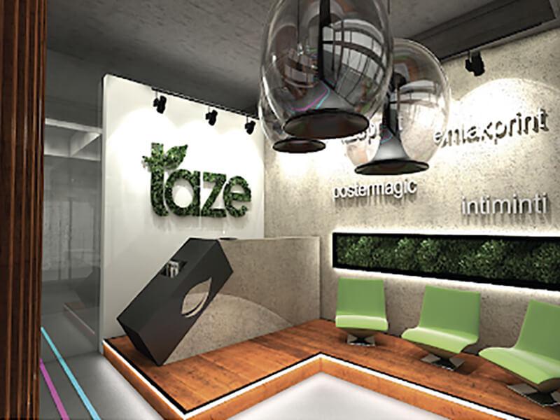 tazeprint center design