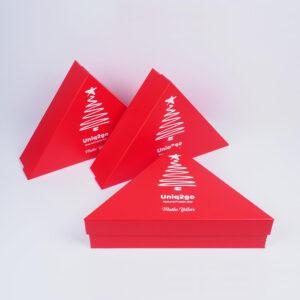 uni2go üçgen mukavva kutu