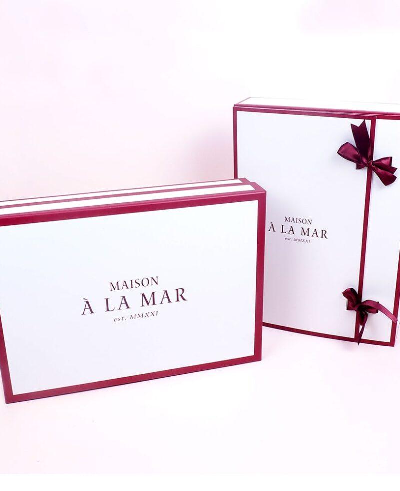 a la mar karton hediye kutusu tasarımları