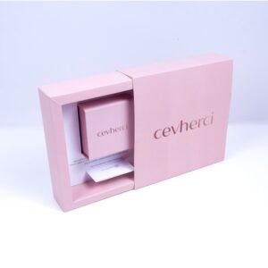 jeweler brand jewelry box design