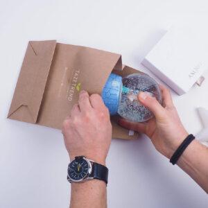 hediyelikler için kraft dosyalar