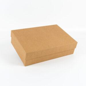 kraft cardboard box cover 30cm-20cm-8cm