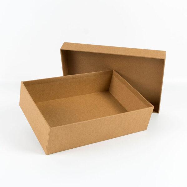 kraft cardboard box cover 30cm-20cm-8cm2