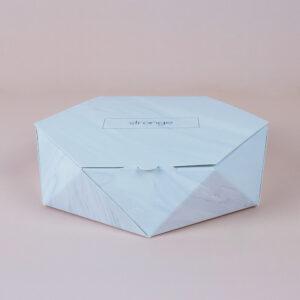 kreatif origami karton kutu tasarımı