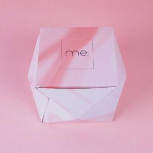 minimal origami box design
