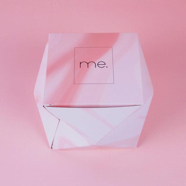 minimal origami kutu tasarımı