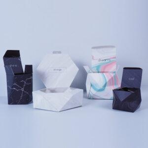origami kutu tasarımları