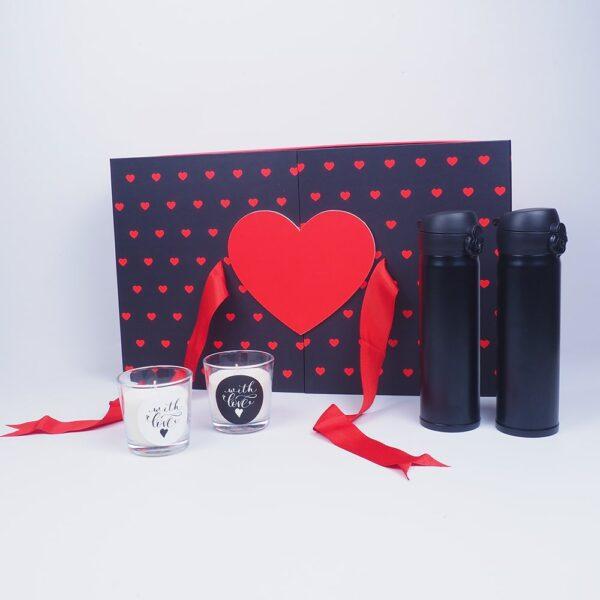 Sevgililer Günü Özel Hediye Kutu Seti