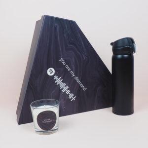 spotify kodlu sevgililer günü diamond kutu tasarımı4
