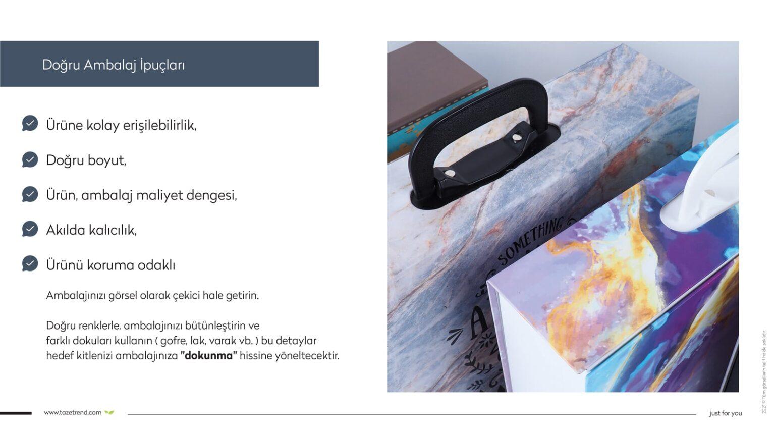 tazetrend e-katalog tasarım4