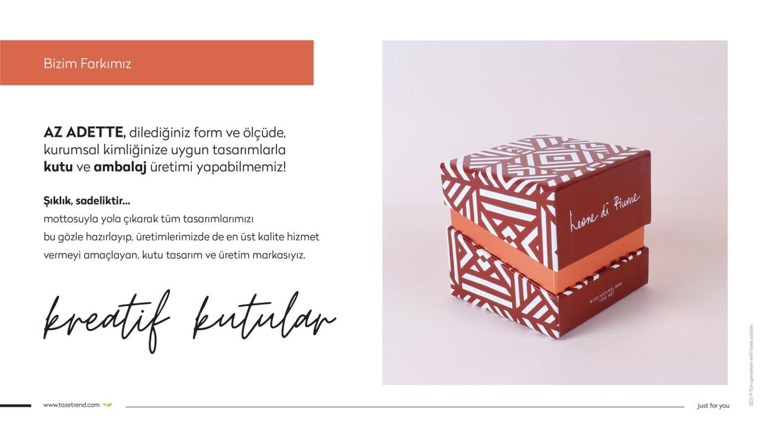 tazetrend e-katalog tasarım5