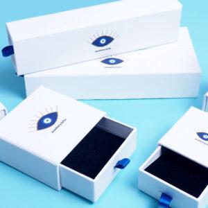 bysu brand jewelry box with drawers