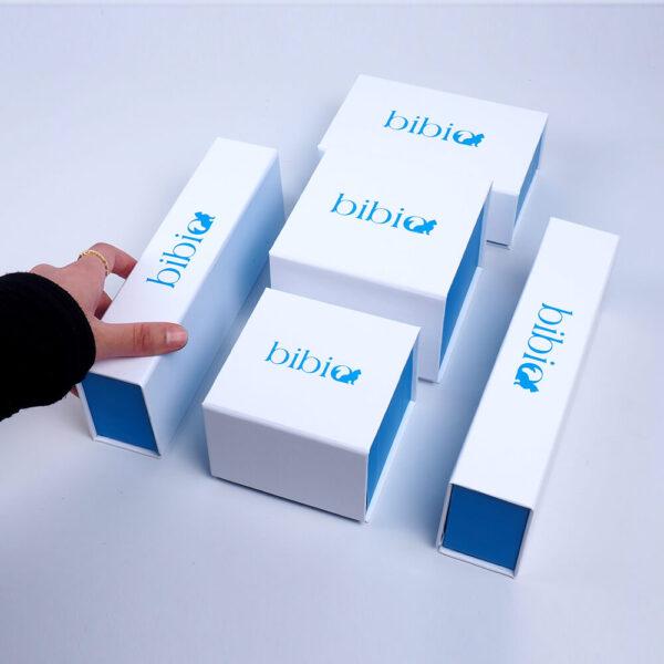 bibio ceramic marka özel tasarım kutular