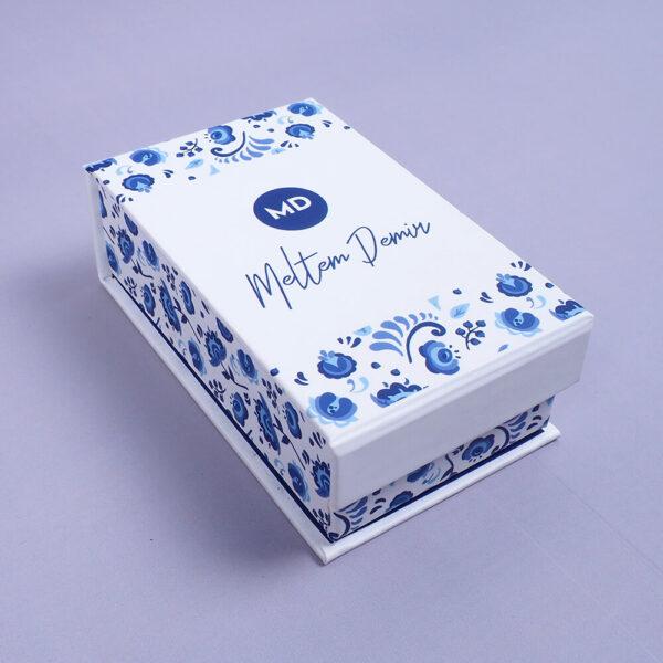 desenli takı kutusu tasarımı