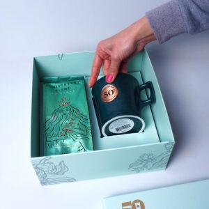 starbucks special series box design