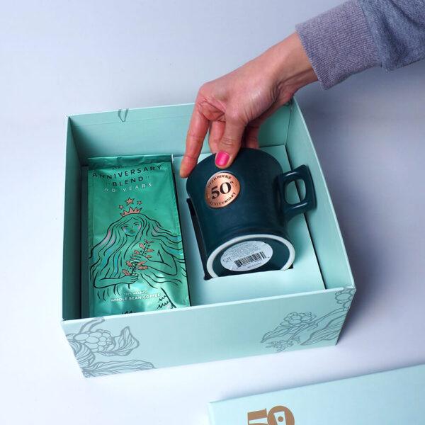 starbucks özel seri kutu tasarımı
