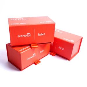 trendyol branded magnetic box model