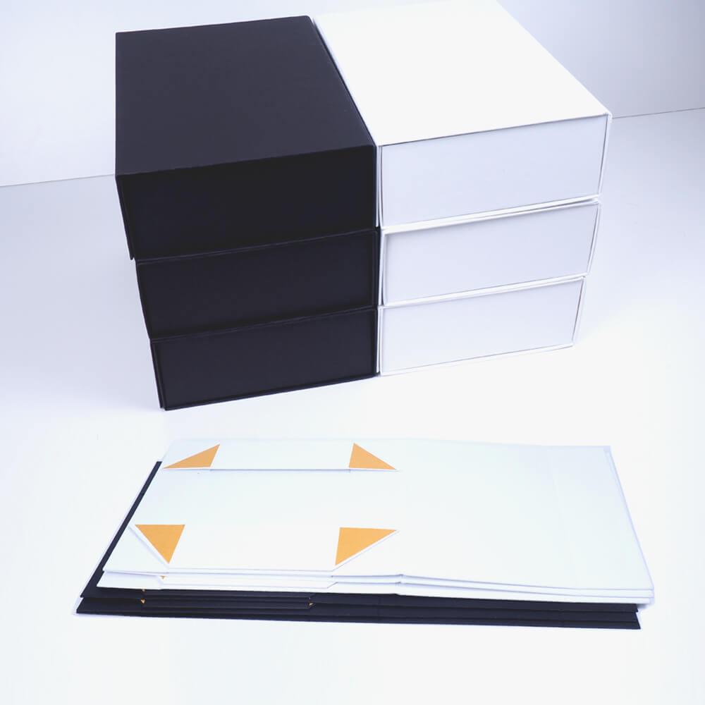 yassı mukavva kutu beyaz renk5