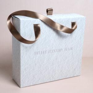 kurdelalı çantalı kutu modeli