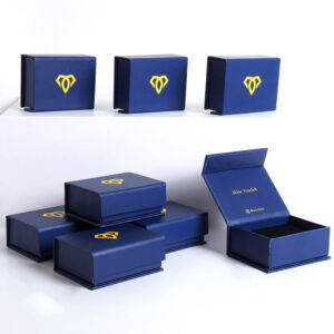 lacivert renkli takı kutusu modeli2