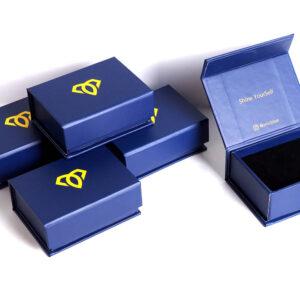 lacivert renkli takı kutusu modeli3