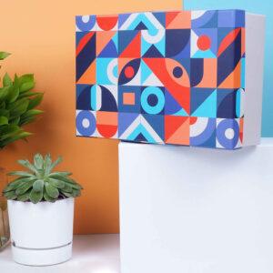 renkli desenli hediye kutusu3