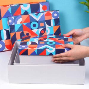 renkli hediye kutu seti5