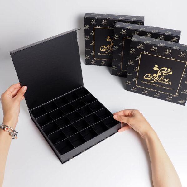 seperatörlü çikolata kutusu4