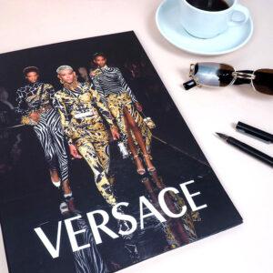 versace temalı sekreterlik